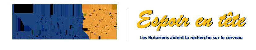 Espoir en tête L'action nationale des Rotariens français en faveur de la recherche sur le cerveau